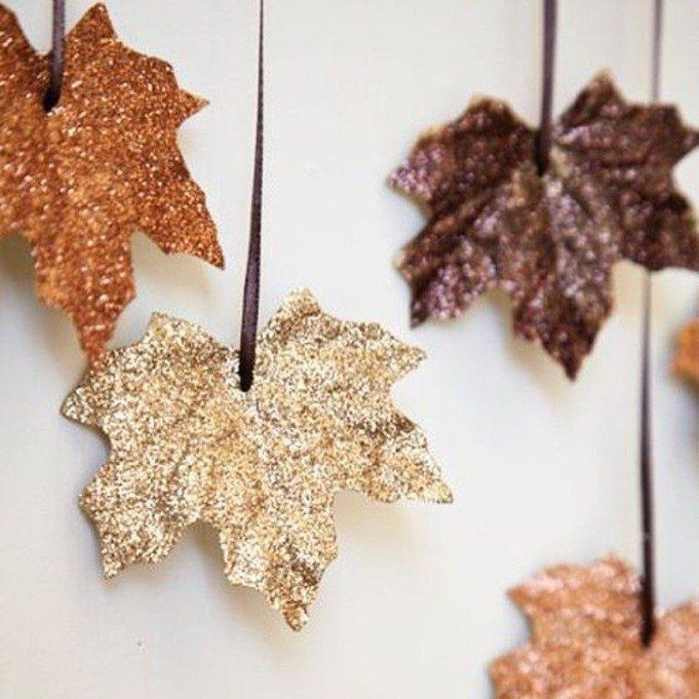 Handmade-Christmas-Decoration-Ideas-2017-8 67 Adorable Handmade Christmas Decoration Ideas 2018-2019