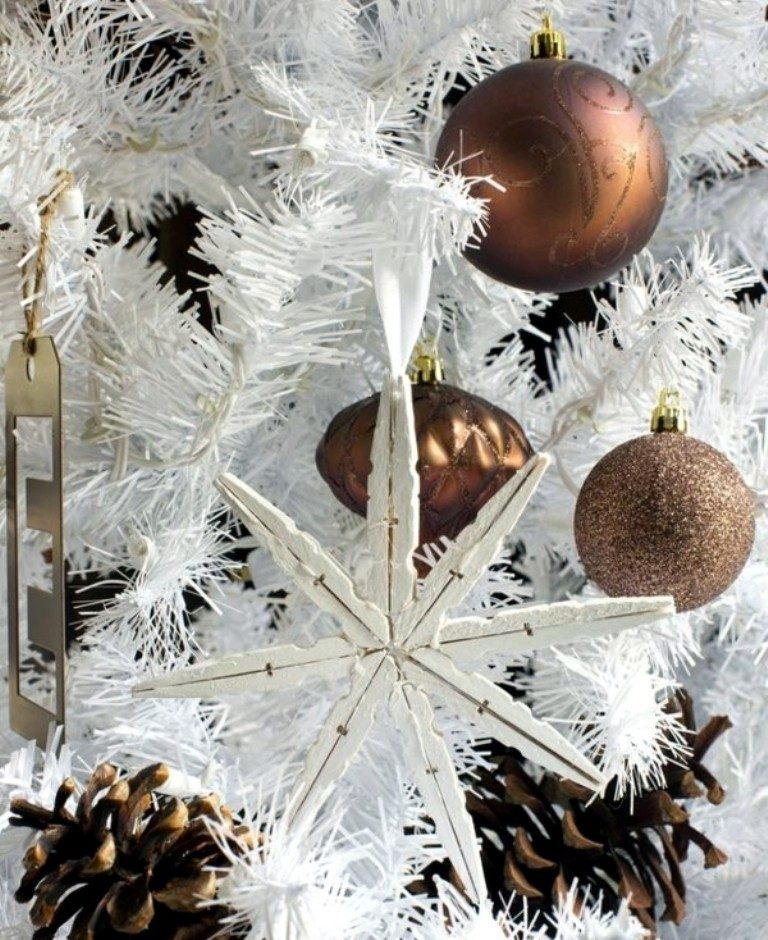 Handmade-Christmas-Decoration-Ideas-2017 67 Adorable Handmade Christmas Decoration Ideas 2018-2019