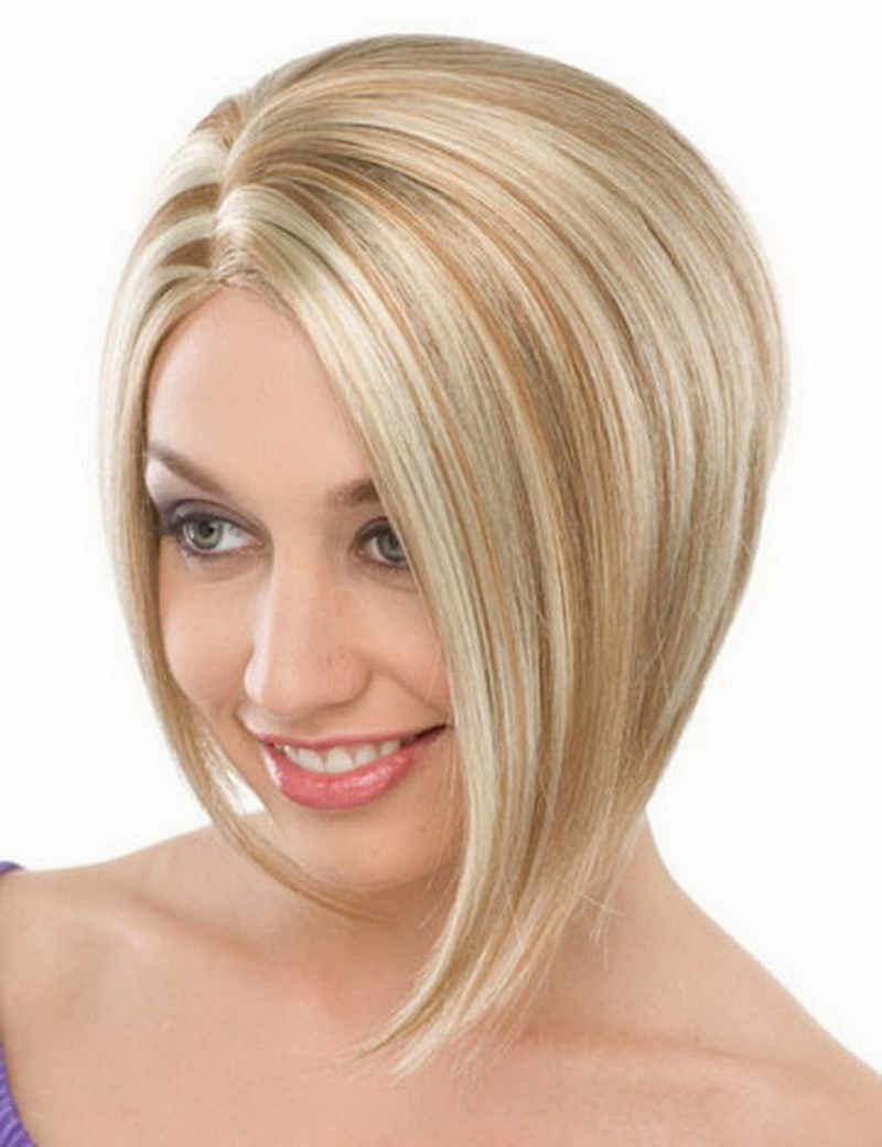 Heat-Resistant-Synthetic-Modern-Short-font-b-Haircuts-b-font-8inch-Straight-Highlights-Brown-Short-Ombre Sexiest Prom Hairstyles for Short Hairs