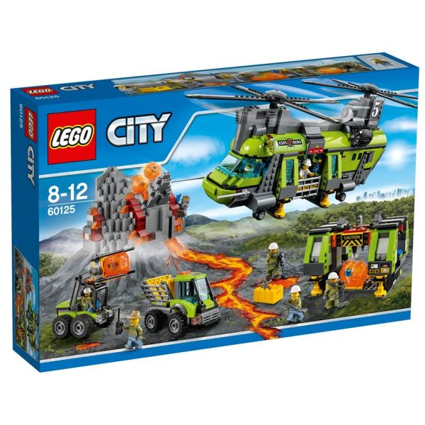 LEGO-City-Volcano 20+ Must Have Christmas Toys for Children in 2020