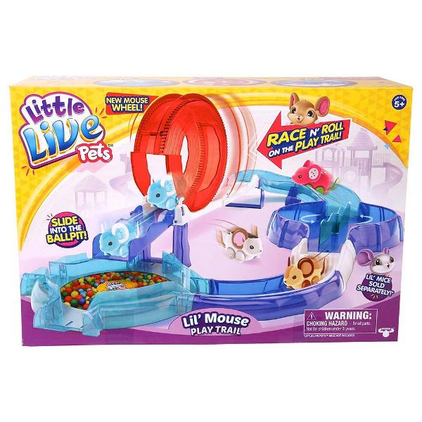 Little-Live-Pets-Mouse-Play-Trail 20+ Must Have Christmas Toys for Children 20