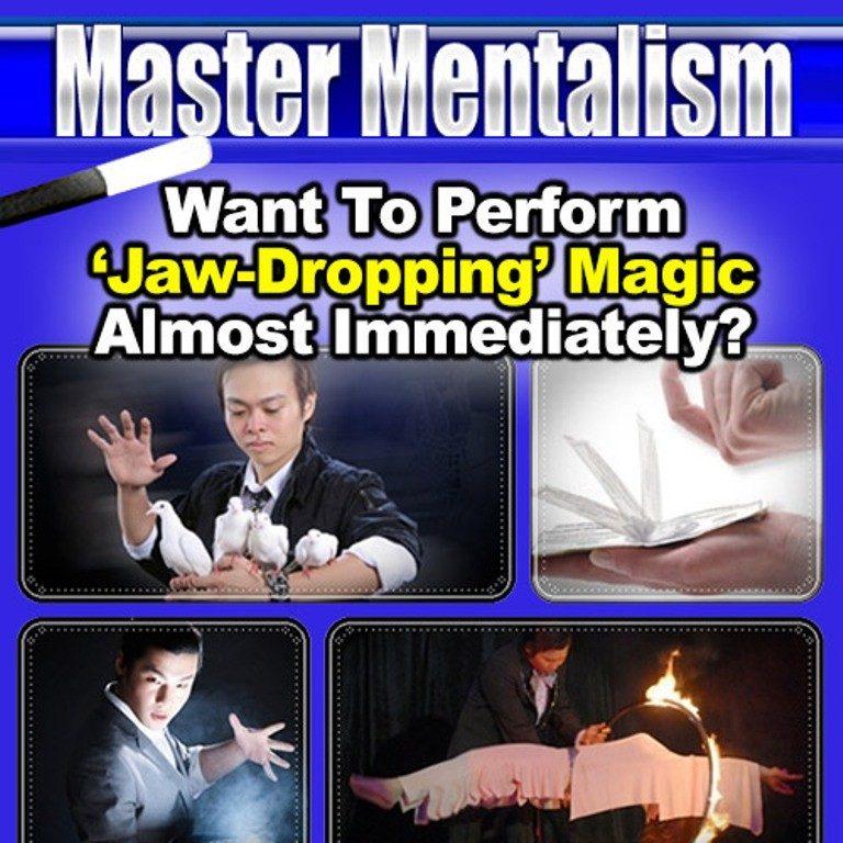 Master-Mentalism-2 5 Best Mentalism & Mind Reading Learning Courses
