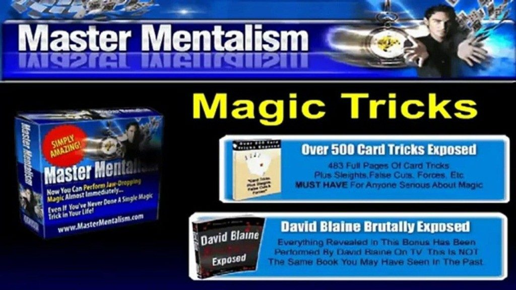 Master-Mentalism-3 5 Best Mentalism & Mind Reading Learning Courses