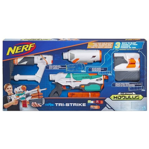 Nerf-Modulus-Tri-Strike 20+ Must Have Christmas Toys for Children 20