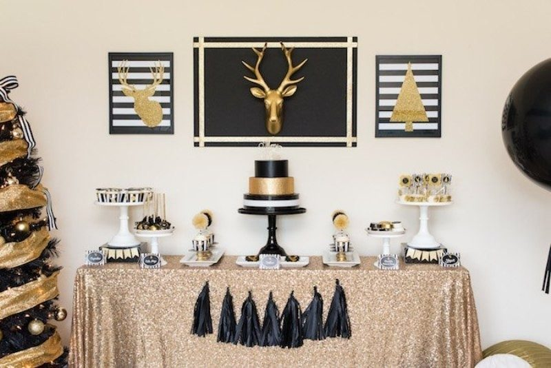 New-Years-Eve-2017-Decorating-Ideas-30 84 Awesome New Year's Eve 2017 Decorating Ideas