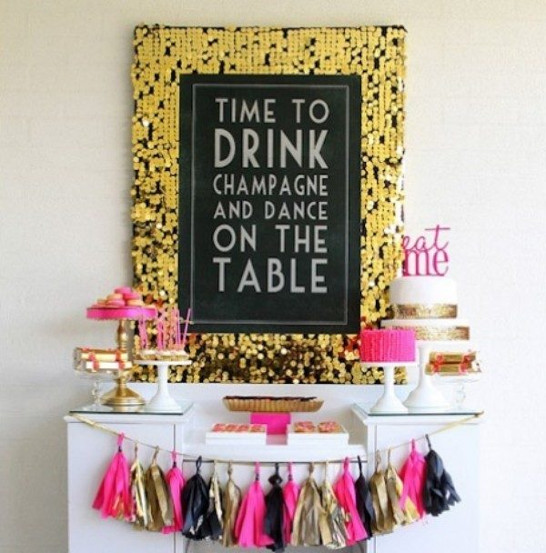 New-Years-Eve-2017-Decorating-Ideas-54 84+ Awesome New Year's Eve 2018 Decorating Ideas