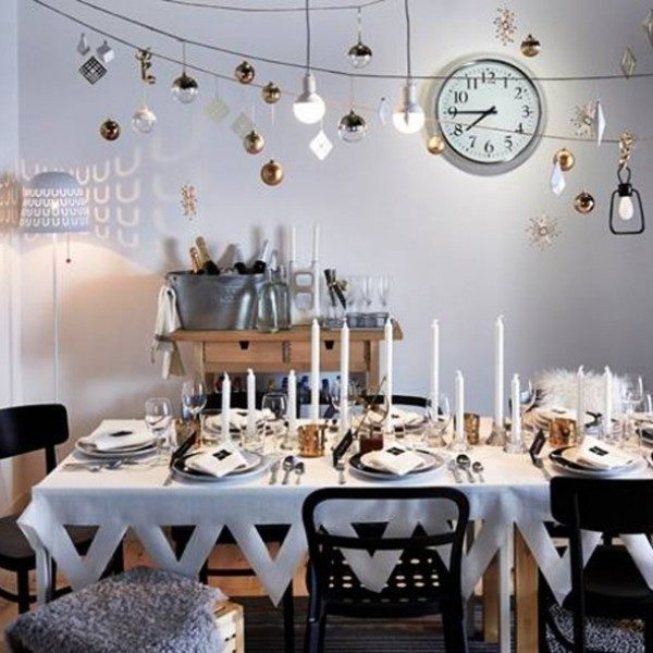 New-Years-Eve-2017-Decorating-Ideas-56 84 Awesome New Year's Eve 2017 Decorating Ideas