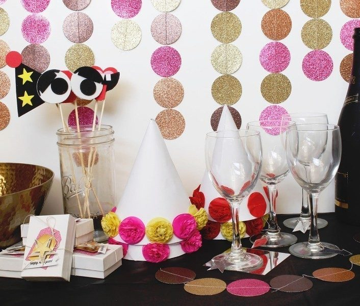 New-Years-Eve-2017-Decorating-Ideas-65 84 Awesome New Year's Eve 2017 Decorating Ideas