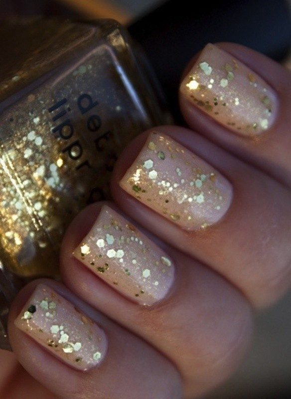 New-Years-Eve-Nail-Art-Design-Ideas-2017-10 89 Astonishing New Year's Eve Nail Design Ideas for Winter 2019