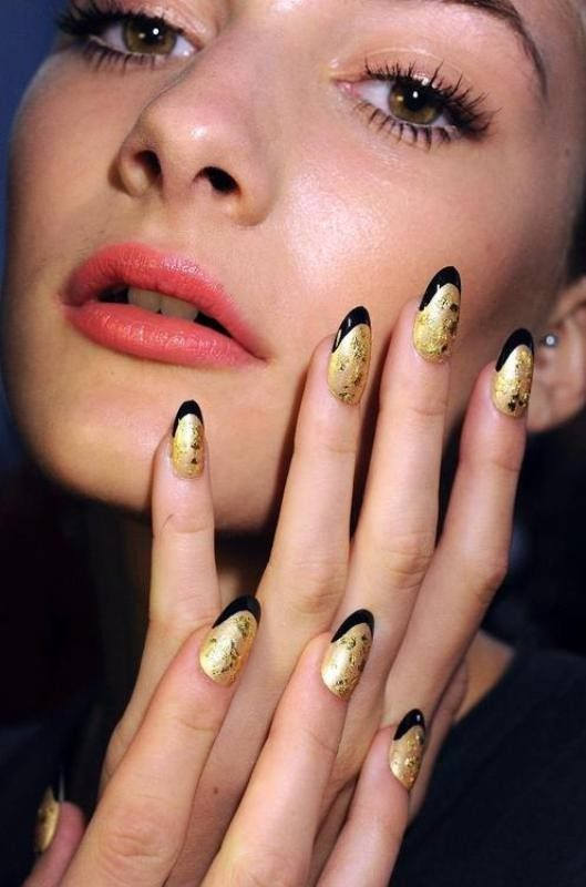 New-Years-Eve-Nail-Art-Design-Ideas-2017-13 89 Astonishing New Year's Eve Nail Design Ideas for Winter 2019