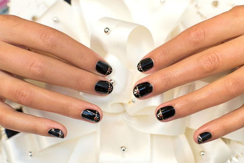 New-Years-Eve-Nail-Art-Design-Ideas-2017-22 89+ Astonishing New Year's Eve Nail Design Ideas for Winter 2020