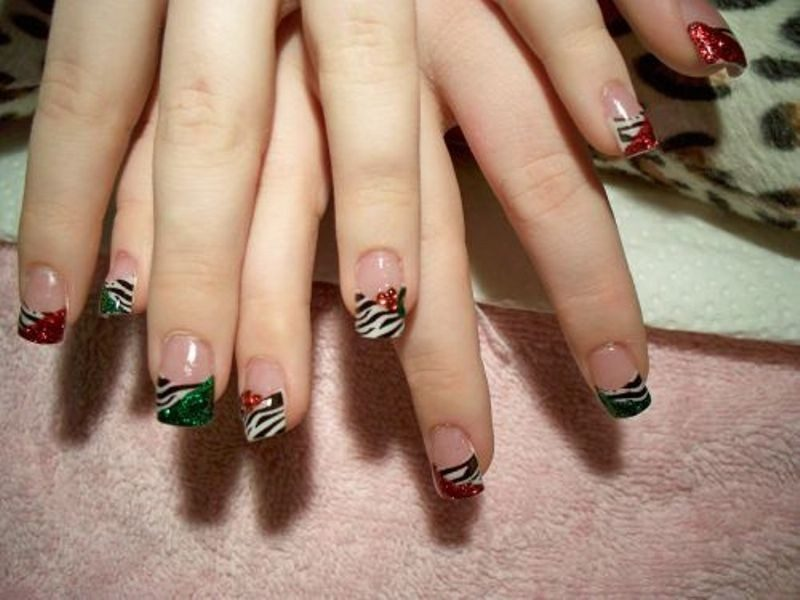 New-Years-Eve-Nail-Art-Design-Ideas-2017-24 89+ Astonishing New Year's Eve Nail Design Ideas for Winter 2020