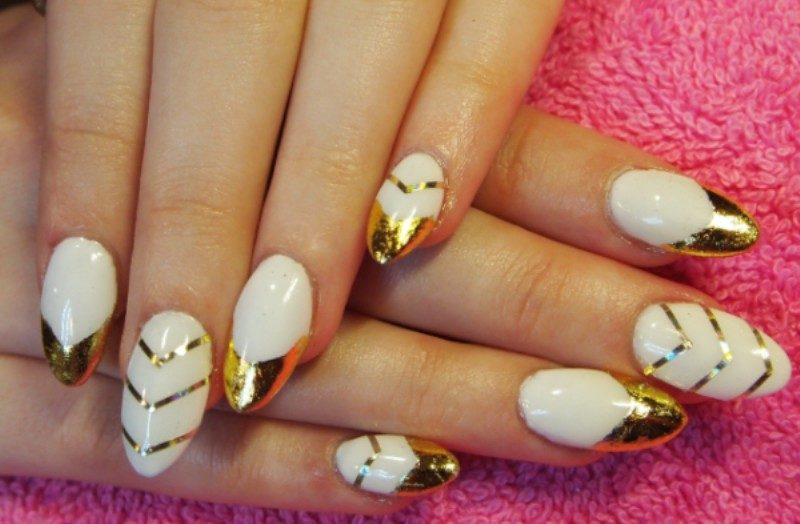 New-Years-Eve-Nail-Art-Design-Ideas-2017-26 89+ Astonishing New Year's Eve Nail Design Ideas for Winter 2020