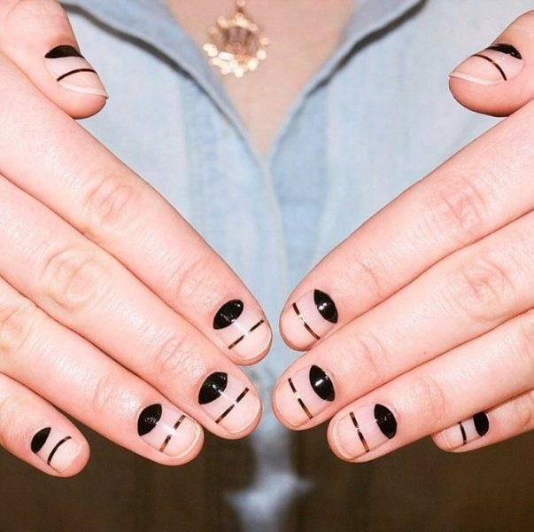 New-Years-Eve-Nail-Art-Design-Ideas-2017-30 89+ Astonishing New Year's Eve Nail Design Ideas for Winter 2020