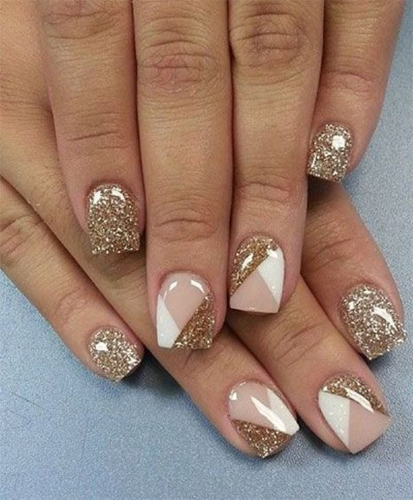 New-Years-Eve-Nail-Art-Design-Ideas-2017-33 89 Astonishing New Year's Eve Nail Design Ideas for Winter 2019