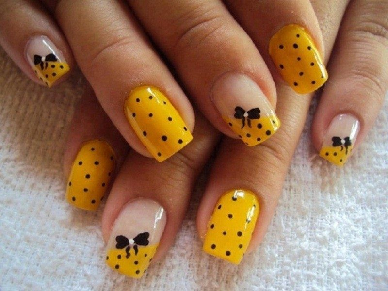 New-Years-Eve-Nail-Art-Design-Ideas-2017-35 89 Astonishing New Year's Eve Nail Design Ideas for Winter 2019