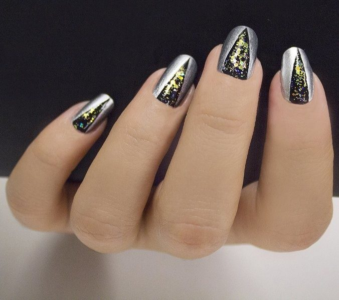 New-Years-Eve-Nail-Art-Design-Ideas-2017-37 89 Astonishing New Year's Eve Nail Design Ideas for Winter 2019