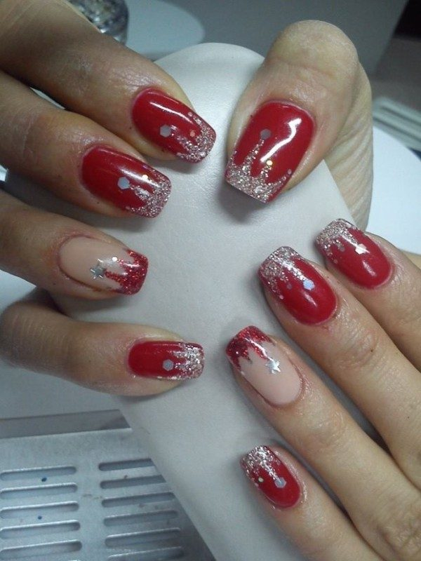 New-Years-Eve-Nail-Art-Design-Ideas-2017-4 89 Astonishing New Year's Eve Nail Design Ideas for Winter 2019