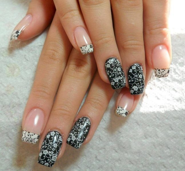 New-Years-Eve-Nail-Art-Design-Ideas-2017-40 89 Astonishing New Year's Eve Nail Design Ideas for Winter 2019