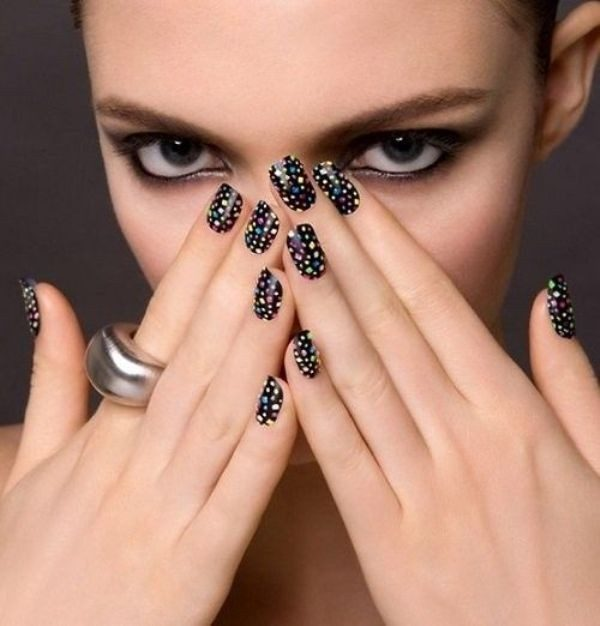 New-Years-Eve-Nail-Art-Design-Ideas-2017-41 89 Astonishing New Year's Eve Nail Design Ideas for Winter 2019