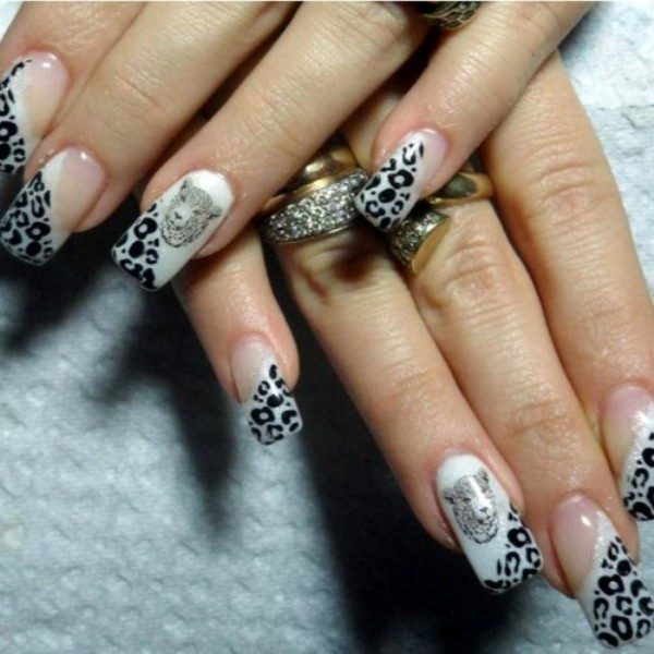 New-Years-Eve-Nail-Art-Design-Ideas-2017-42 89+ Astonishing New Year's Eve Nail Design Ideas for Winter 2020