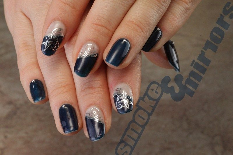 New-Years-Eve-Nail-Art-Design-Ideas-2017-47 89+ Astonishing New Year's Eve Nail Design Ideas for Winter 2020