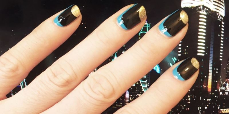 New-Years-Eve-Nail-Art-Design-Ideas-2017-49 89 Astonishing New Year's Eve Nail Art Design Ideas 2017