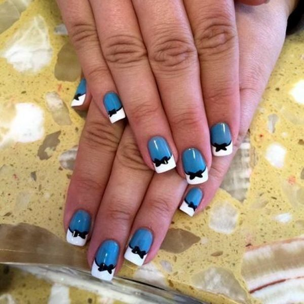 New-Years-Eve-Nail-Art-Design-Ideas-2017-50 89+ Astonishing New Year's Eve Nail Design Ideas for Winter 2020