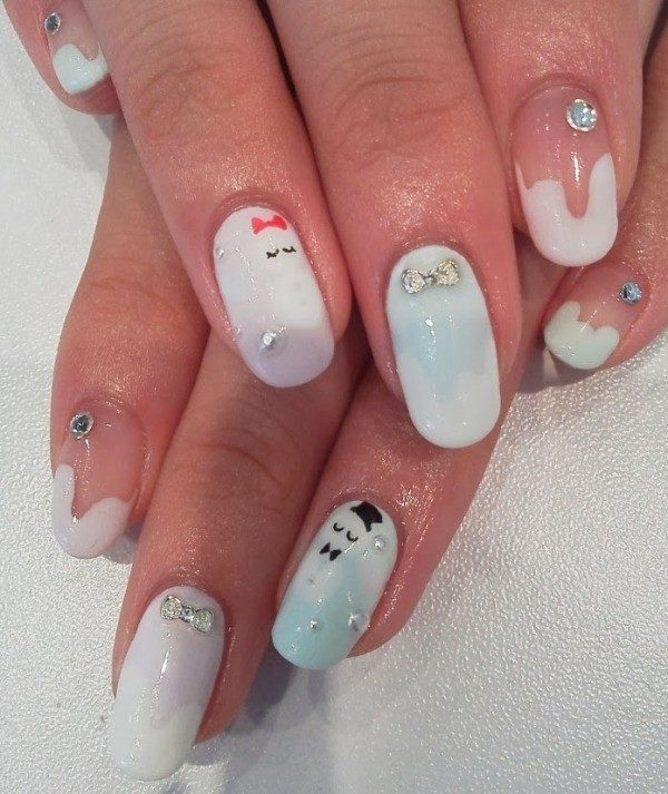 New-Years-Eve-Nail-Art-Design-Ideas-2017-57 89 Astonishing New Year's Eve Nail Design Ideas for Winter 2019