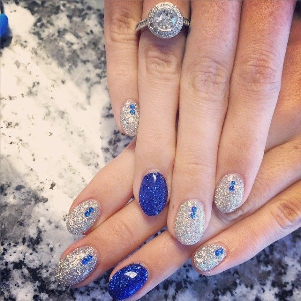 New-Years-Eve-Nail-Art-Design-Ideas-2017-59 89+ Astonishing New Year's Eve Nail Design Ideas for Winter 2020