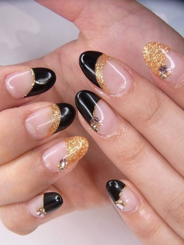 New-Years-Eve-Nail-Art-Design-Ideas-2017-6 89+ Astonishing New Year's Eve Nail Design Ideas for Winter 2020