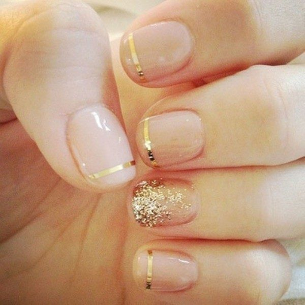 New-Years-Eve-Nail-Art-Design-Ideas-2017-63 89+ Astonishing New Year's Eve Nail Design Ideas for Winter 2020