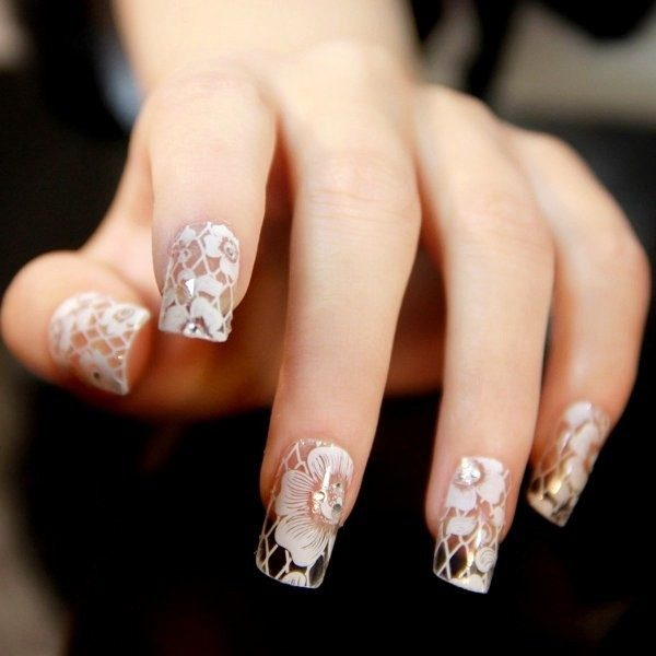 New-Years-Eve-Nail-Art-Design-Ideas-2017-65 89 Astonishing New Year's Eve Nail Design Ideas for Winter 2019
