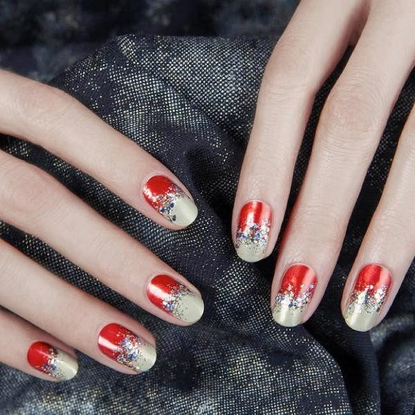 New-Years-Eve-Nail-Art-Design-Ideas-2017-68 89 Astonishing New Year's Eve Nail Design Ideas for Winter 2019