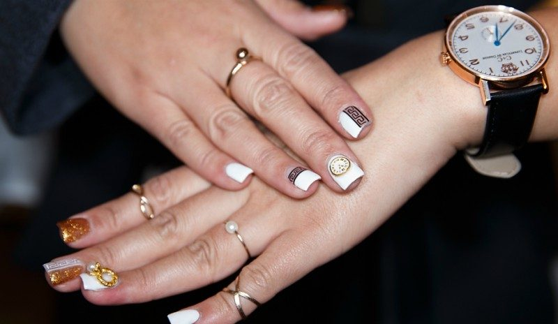 New-Years-Eve-Nail-Art-Design-Ideas-2017-74 89 Astonishing New Year's Eve Nail Design Ideas for Winter 2019