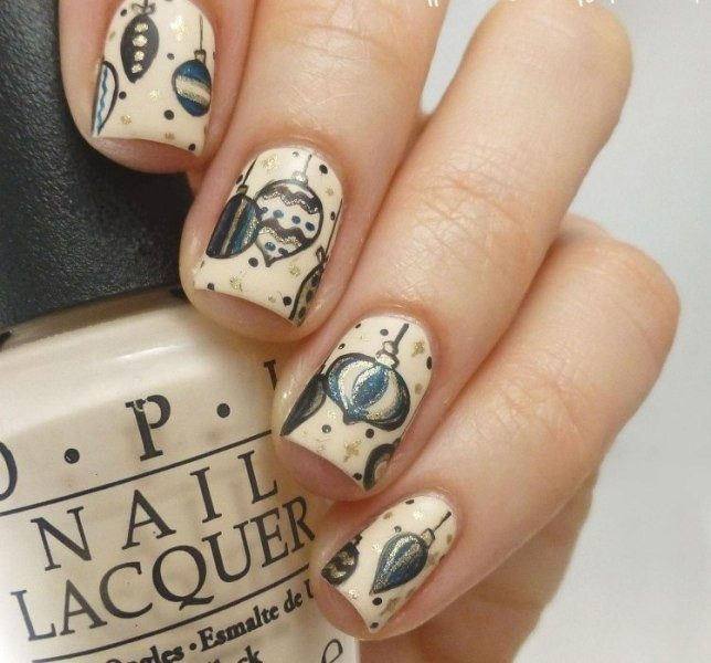 New-Years-Eve-Nail-Art-Design-Ideas-2017-77 89+ Astonishing New Year's Eve Nail Design Ideas for Winter 2020