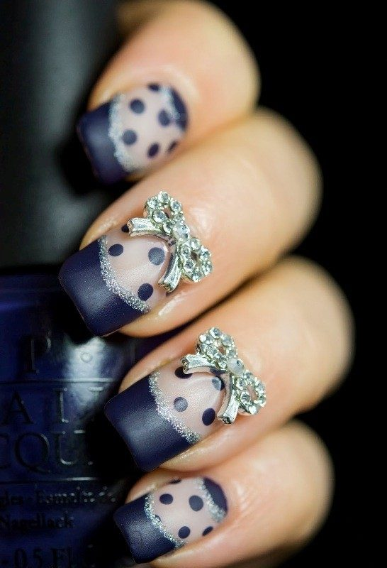 New-Years-Eve-Nail-Art-Design-Ideas-2017-8 89 Astonishing New Year's Eve Nail Design Ideas for Winter 2019