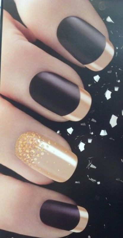 New-Years-Eve-Nail-Art-Design-Ideas-2017 89+ Astonishing New Year's Eve Nail Design Ideas for Winter 2020