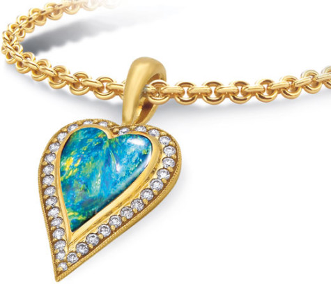 Opal1-475x407 How Do You Select Gemstones For Young Girls?