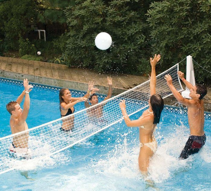 Opt-for-water-sports 4 Amazing Ideas for Teens Pool Party
