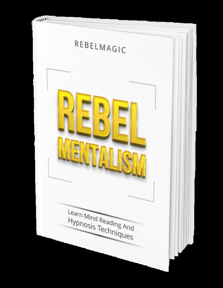 Rebel-Mentalism 5 Best Mentalism & Mind Reading Learning Courses