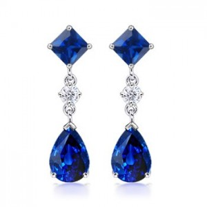 Sapphire10 How Do You Select Gemstones For Young Girls?