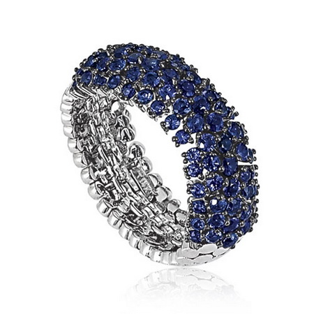 Sapphire7 How Do You Select Gemstones For Young Girls?