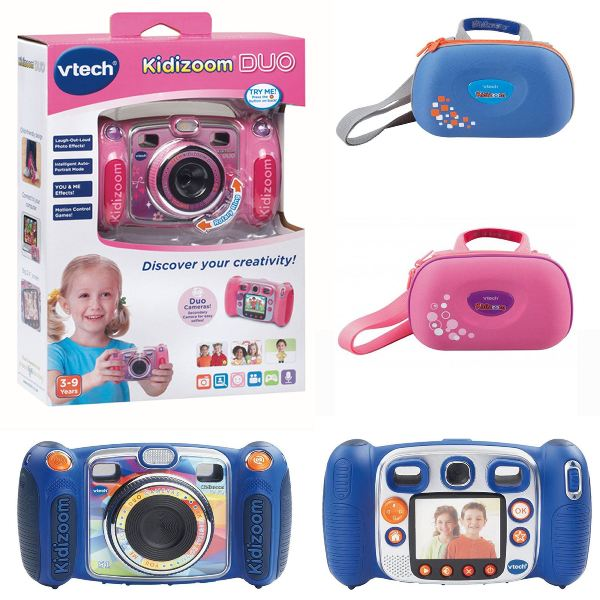 VTech-KidiZoom-Duo 20 Must Have Christmas Toys for Children 2017