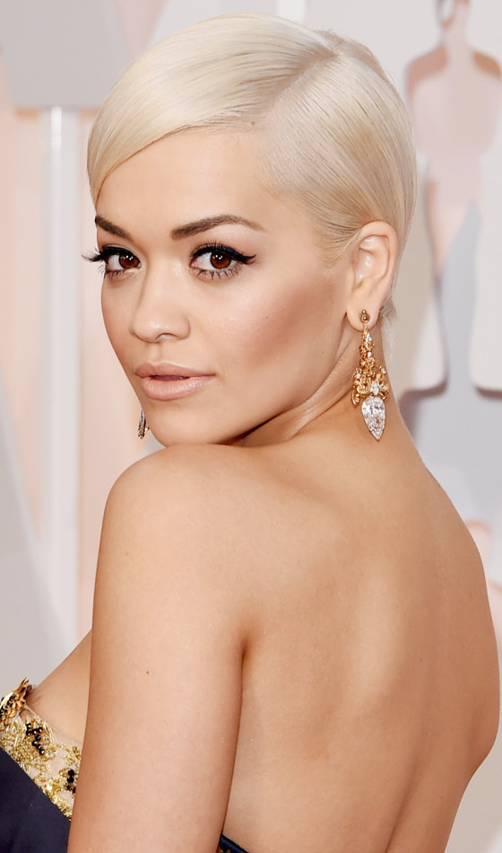 White-Hot-Platinum-Blonde 5 Coolest Hair Colors for Next summer