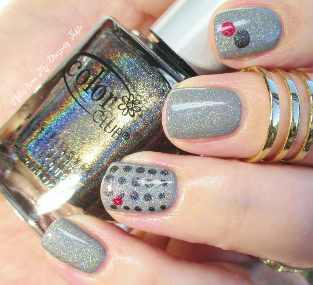 butter-london-over-the-moon-with-nail-art 50+ Coolest Wedding Nail Design Ideas