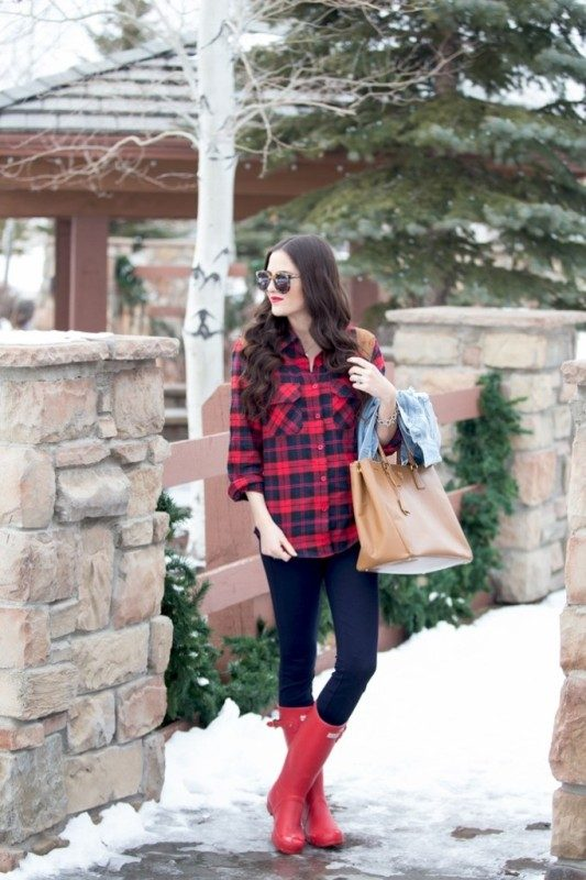 christmas-outfit-ideas-2017-15 66 Magnificent Christmas Outfit Ideas 2018/2019