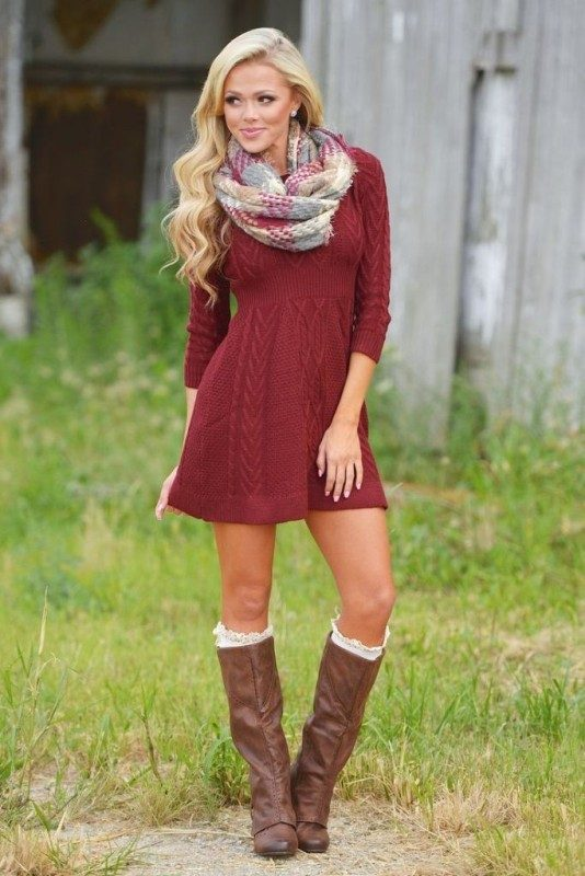 christmas-outfit-ideas-2017-16 66 Magnificent Christmas Outfit Ideas in 2020