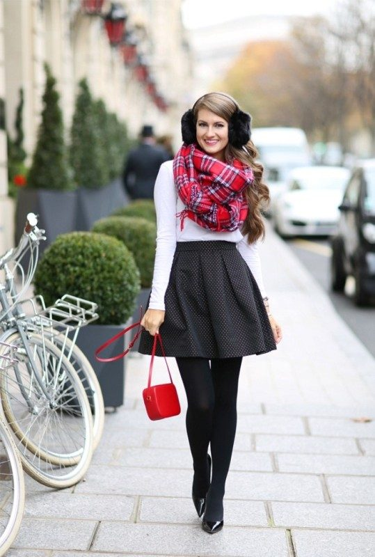 christmas-outfit-ideas-2017-18 66 Magnificent Christmas Outfit Ideas in 2020