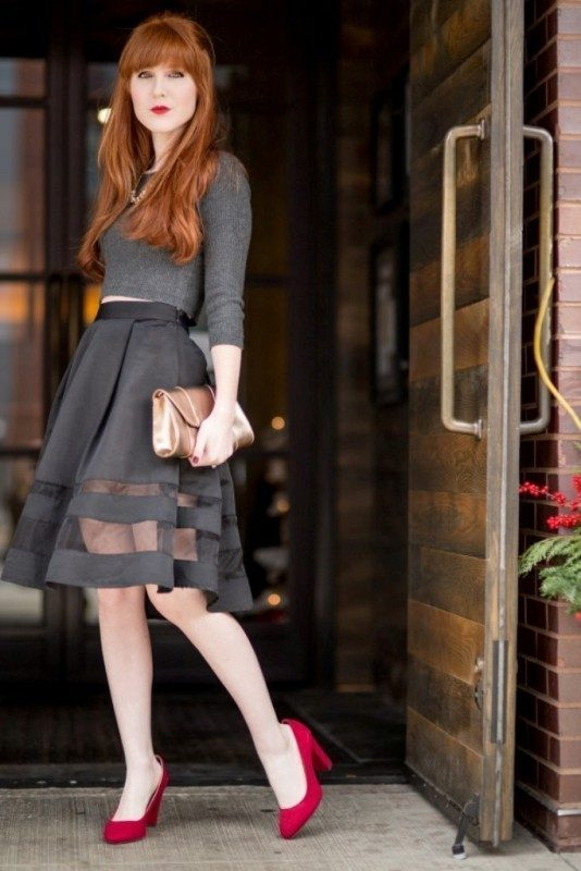 christmas-outfit-ideas-2017-21 66 Magnificent Christmas Outfit Ideas in 2020